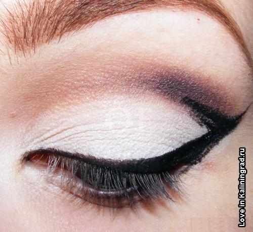макияж глаз фото уроки видео